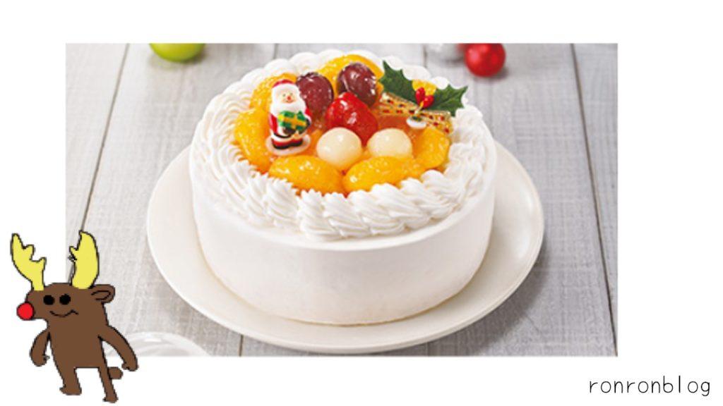 【セブンイレブン】米粉と豆乳クリームのケーキ