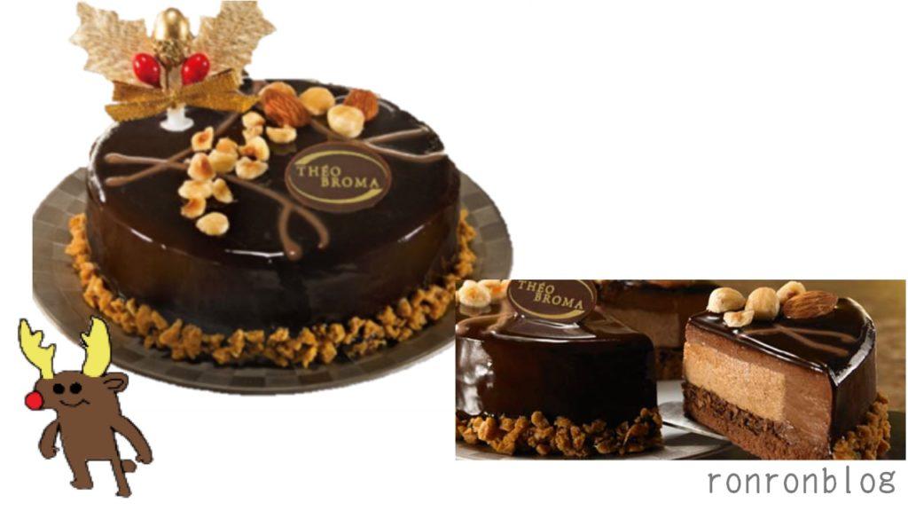 各コンビニのチョコレートケーキを比較!