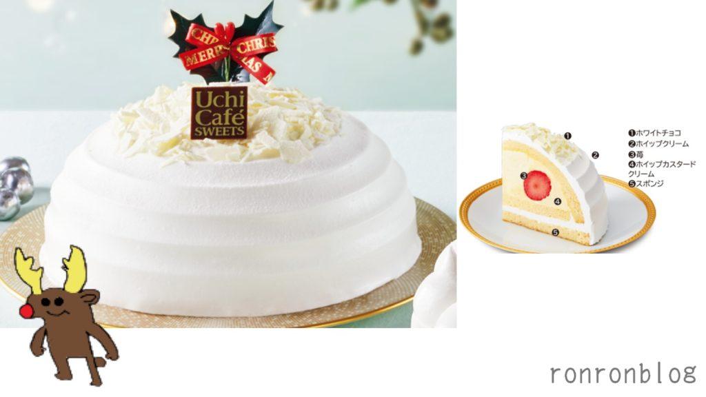 各コンビニのかまくら型ドームケーキを徹底比較!