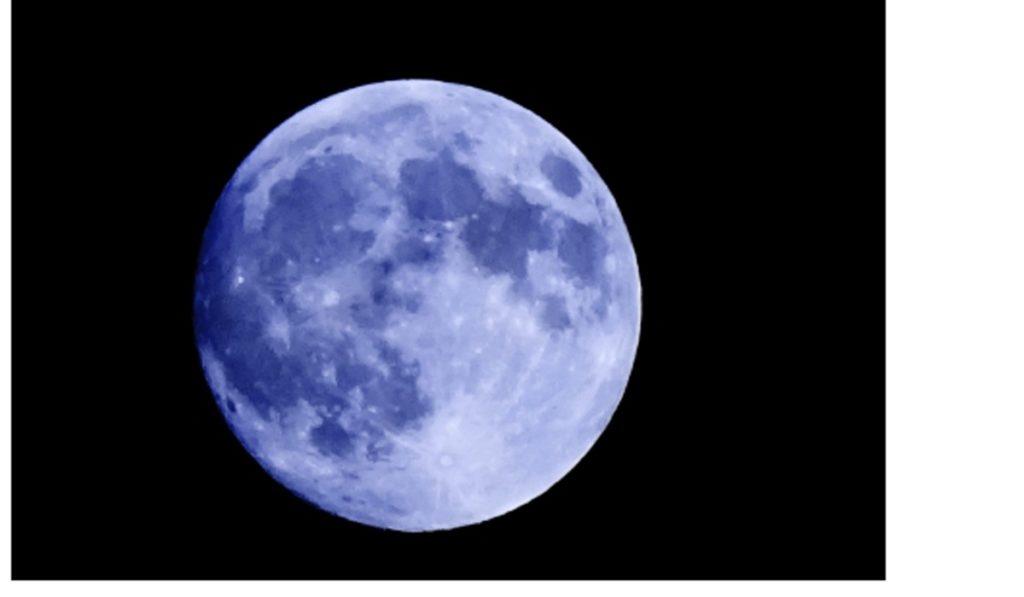 スーパームーンは年に一度の貴重な月