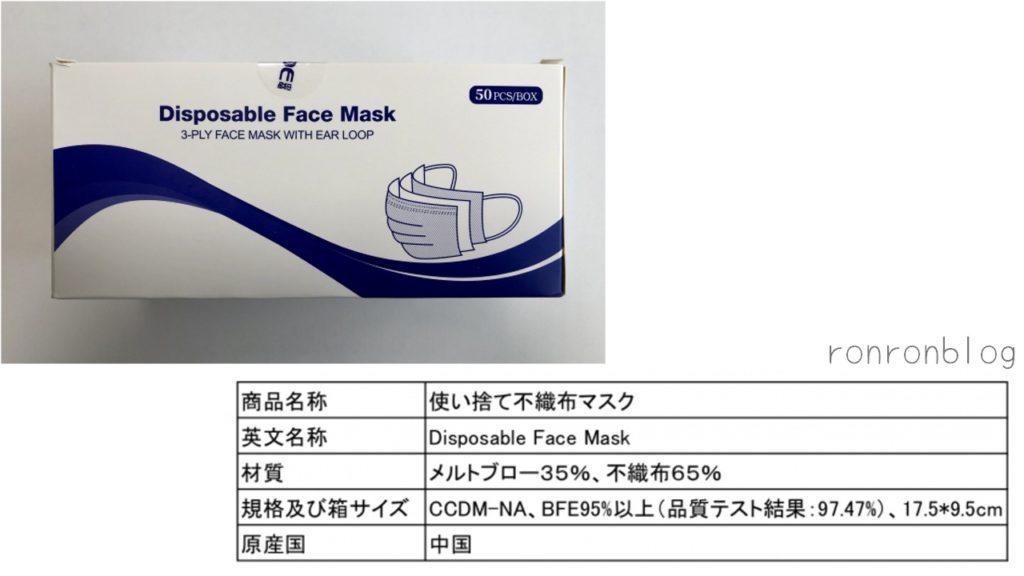 宏福商事抽選で1万枚!使い捨てマスクが無料配布【申し込み方法】